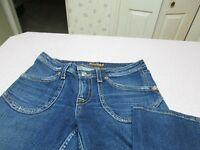 ONLY WORN FEW TIMES HUDSON JEANS STRAIGHT LEG SIZE 28