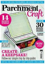 March Monthly 1st Edition Craft Magazines