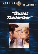 SWEET NOVEMBER (1968 Anthony Newley) Region Free DVD - Sealed