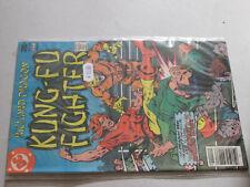 DC Comics Kung-Fu Fighter # 18 US TOP