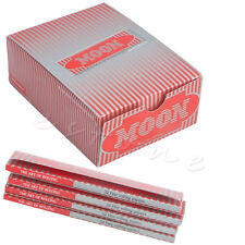 1 box 60 booklets Moon Hemp Cigarette Rolling Papers 108*45mm King Size Slim