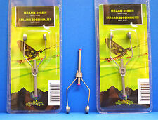 15 Stück GO DEEP OR GO HOME ALASKA BRASS CONES kupfer Hareline USA 9,5mm 2gr