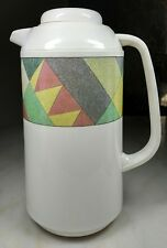 Studio Nova Palm Desert Carafe Thermos Hot Cold Thermal silver, By Fuu Hwa.