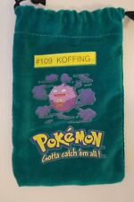 Pokemon - Classic Marble Bag - Pouch - # 109 - Koffing.