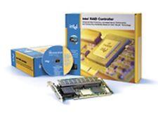 Intel SRCU42X PCI-X Dual Ultra320 SCSI RAID Controller Retail Box