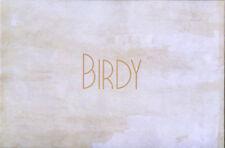 "BIRDY ""FIRE WITHIN"" MEMENTO BOX SET DOUBLE CD + MEMORABILIA LIKE NEW CONDITION"