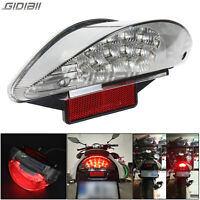 LED Taillight Reflector For BMW F650GS/ST F800 S/ST R1200 GS/R W/License Plate