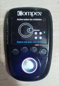 Compex Wireless USA 2.0 Muscle Stimulator Tens Unit Only PREMIUM Swiss Tech