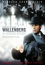 Wallenberg: A Hero's Story (DVD,1985)