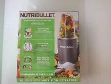 Magic Bullet NutriBullet 8-Piece High-Speed Blender/Mixer System New in the Box