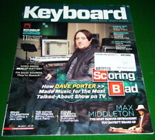 KAWAI MP11 Piano Studio Boomstar Synth Review 2014 Keyboard Magazine DAVE PORTER