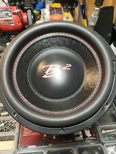 """B2 Audio 12"""" Rage Subwoofer D4 12""""  1200 / 2000 Watt NEW B2 Rage12 sub"""