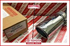 2005-2020 Toyota Tacoma Chrome Exhaust Tip Genuine Oem (Fast Ship) Pt932-35162