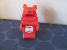 Vintage Playskool Lock Up Zoo replacement piece Bear