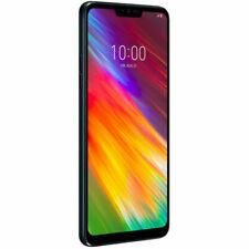 LG G7 Fit - 32GB - Black (Unlocked) LM-Q850QM (CDMA + GSM)