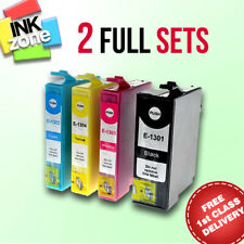 2 Full Sets of non-OEM Inks for EPSON Printer BX630FW BX635FWD BX925FWD BX935FWD