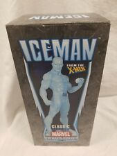 BOWEN Designs FACTORY NEW!! ICEMAN CLASSIC PAINTED STATUE #009/400 X-MEN Bust
