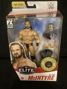 🔥 WWE Drew McIntyre Elite Series 2021 ⭐TOP PICKS⭐ Figure NEW RARE