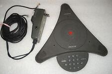POLYCOM SoundStation 2201-03308-001 w/SoundStation Premier Wall Module (Tested)