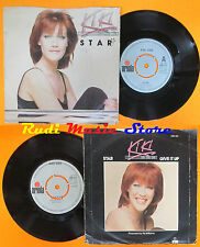 LP 45 7'' KIKI DEE Star Give it up 1981 england ARIOLA ARO 251 cd mc dvd