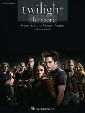 Twilight The Score Sheet Music from the Motion Picture Big Note SongBo 000316133