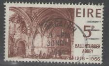 L'Irlanda sg225 1966 ballintubber Abbey 5d BELLE USATO