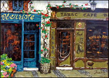 "Viktor Shvaiko ""Cafe Tabac"" Les Bijoux de Paris Suite /The Jewel Collection HS"