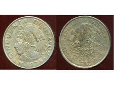MEXIQUE  50 centavos 1976