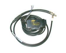 BANNER FIBER OPTIC AMPLIFIER AND CABLE ASSEMBLY MODEL D12EN6FV   BA153PMTA