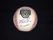 Drew Ellis LOUISVILLE CARDINALS signed Baseball College World Series