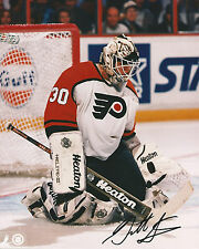 GARTH SNOW Autographed Signed 8 x 10 Photo Philadelphia Flyers COA