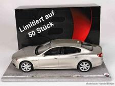 Maserati Quattroporte my17 granlusso limité à 50 pièces!!! BBR 1:18