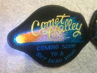 HALLEY/'S COMET 1985-86 PLASTIC GLASSES #624