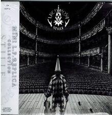 LACRIMOSA stille MINI LP VINYL REPLICA CD W POSTER +OBI LTD TO 1000