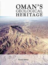 Oman's Geological Heritage, GLENNIE, Ken, Very Good Book
