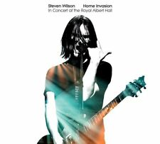 STEVEN WILSON HOME INVASION IN CONCERT AT THE RAH  2CD/DVD (Released 2/11/2018)
