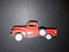 Maisto  Chevrolet 3100 Pickup  voiture rouge Pull Back