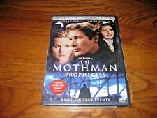 The Mothman Prophecies:Richard Gere( DVD; 2-Disc, Special Ed.) NEW + Fast Ship