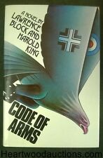 CODE OF ARMS by Lawrence Block FIRST- High Grade