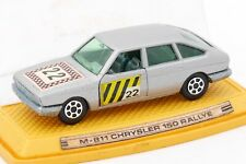Pilen 1/64 chrysler 150 rally #m-811 with its box