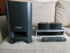 Bose 321 GSX Series III DVD Home Cinema System, HDMI & Optical Connection. Read