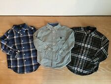 Chaps And Tommy Hilfiger Boy's Clothing Lot of 3 Size 4