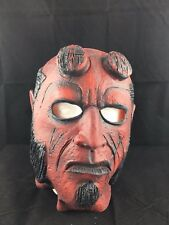 Hellboy Movie - Latex Deluxe Halloween Carnival Cosplay Mask Fancy Dress Up