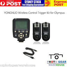 YONGNUO Wireless Control Trigger  (shutter release)  Kit for Olympus Cameras