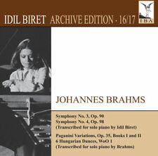 CD de musique classique symphonie édition