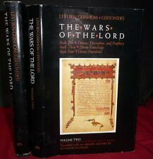 Gersonides, Ralbag. Wars of the Lord, Medieval Jewish Aristotelian Philosophy 2V