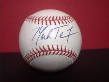 AUTOGRAPHED BASEBALL - Mark Teixeria - Texas Rangers, New York Yankees
