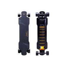 Buffalo Dual-Drive Electric Longboard Skateboard with Wireless Controller 37km/h