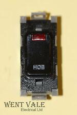 Raccolta gridswitch-g3572bk - 20A DOUBLE POLE griglia switch module Piano Cottura NUOVO