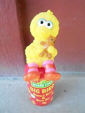 (S19E-082) VINTAGE SOAKY - GREAT CONDITION -  BIG BIRD -SESAME STREET